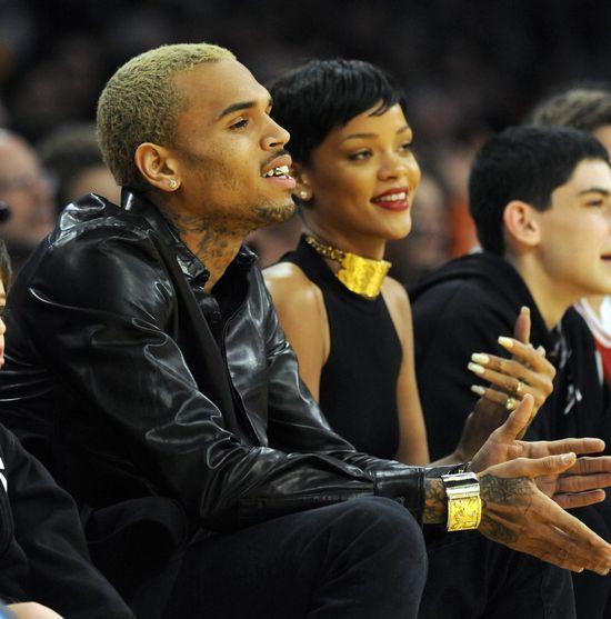 Niezwykłe wyznanie Chrisa Browna na temat Rihanny