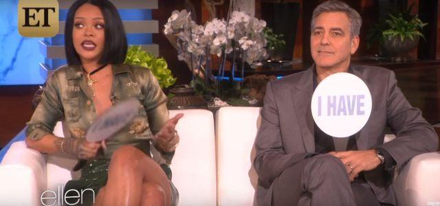 Ellen DeGeneres w ko�cu zada�a Rihannie TO pytanie!