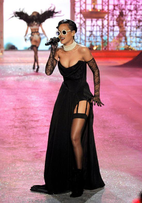 Rihanna w ostatnim momencie odwołała swój występ na VS!