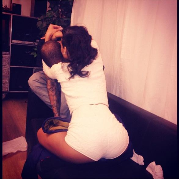 Rihanna kazała Chrisowi wybierać: Albo ona, albo ja!