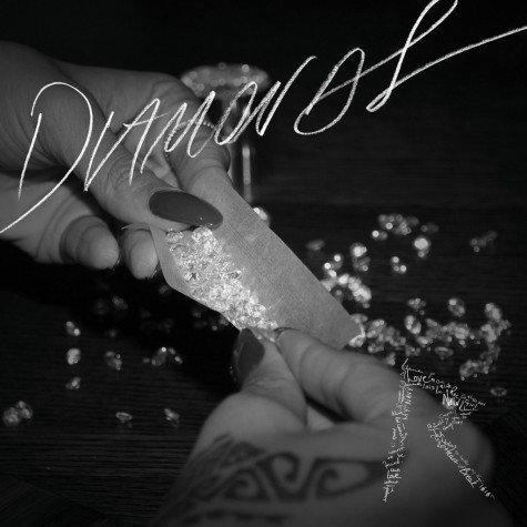 Okładka nowego singla Rihanny (FOTO)
