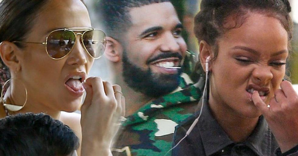 z kim spotyka się drake Drake randki z podkową