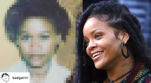 Rihanna pokazała zdjęcie mamy z młodości! Czy jest do niej podobna?