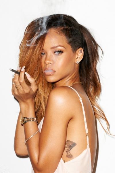 Rihanna ma nowy tatuaż? (FOTO)