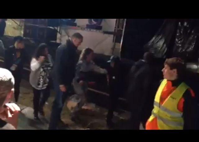 Rihanna pijana na Openerze? [VIDEO]