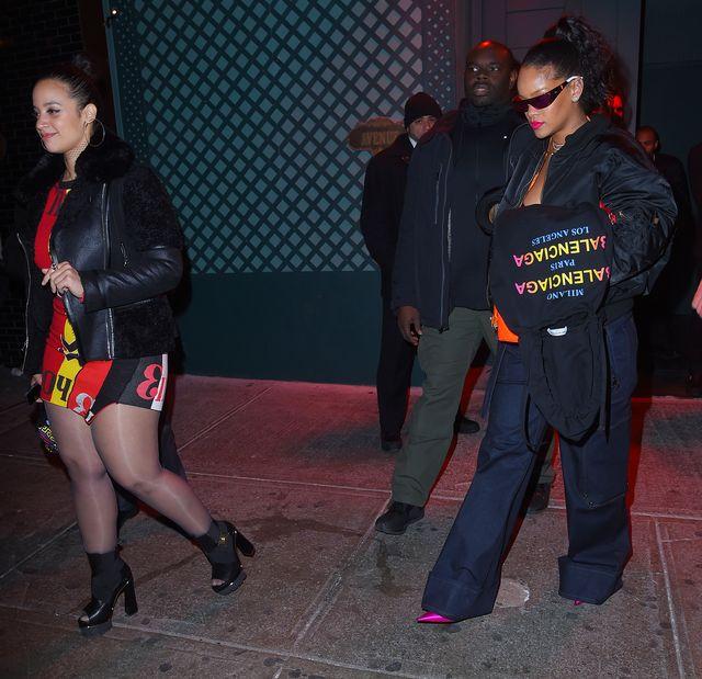Rihanna założyła NAJBRZYDSZE spodnie świata (ZDJĘCIA)