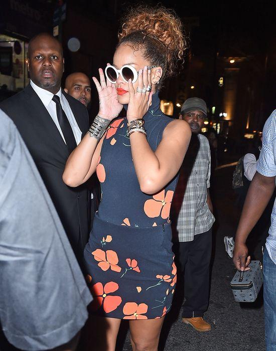 Rihanna przyłapana na randce z Travisem Scottem!