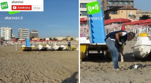 Policja zatrzymała wszystkich bandytów odpowiedzialnych za napad w Rimini