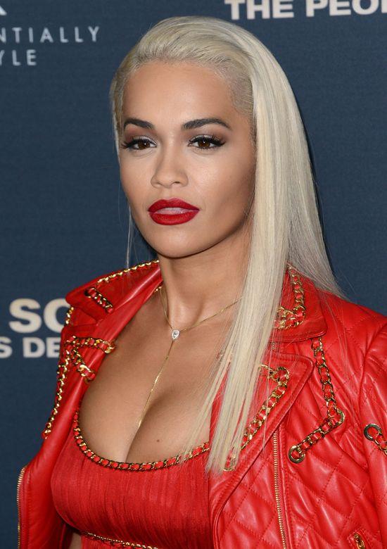 Rita Ora komentuje sw�j romans z Jayem Z
