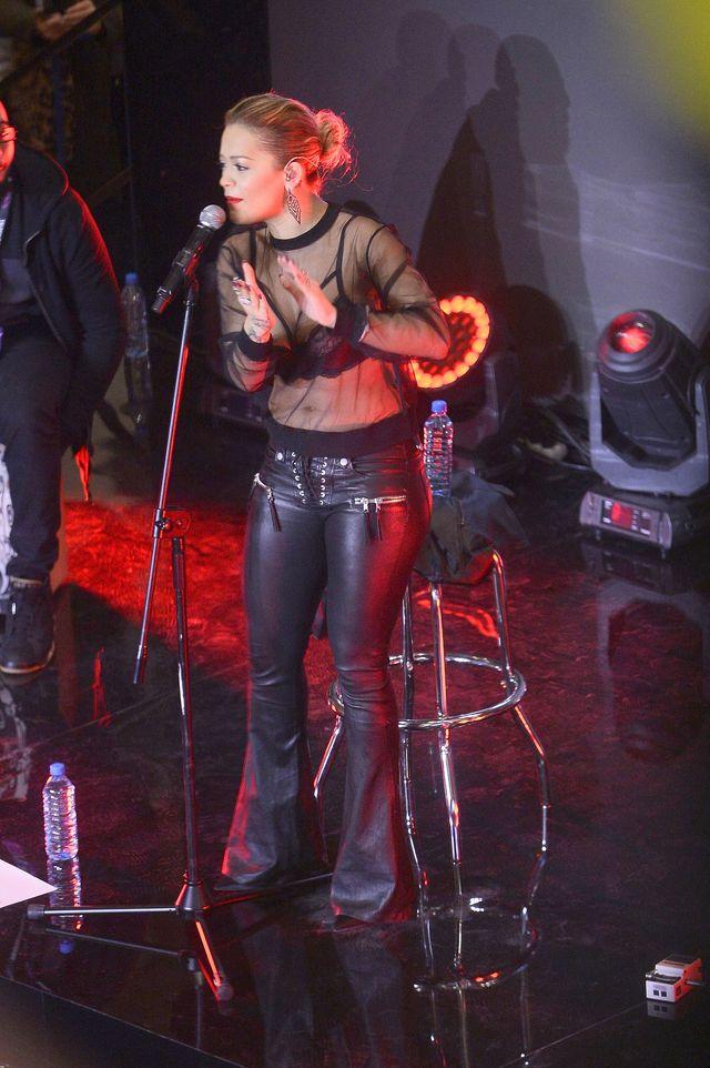 Rita Ora w Arkadii - która blogerka zrobiła sobie sefie z gwiazdą? (FOTO)