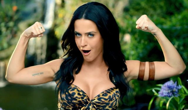 Ju� jest teledysk do Roar Katy Perry (VIDEO)