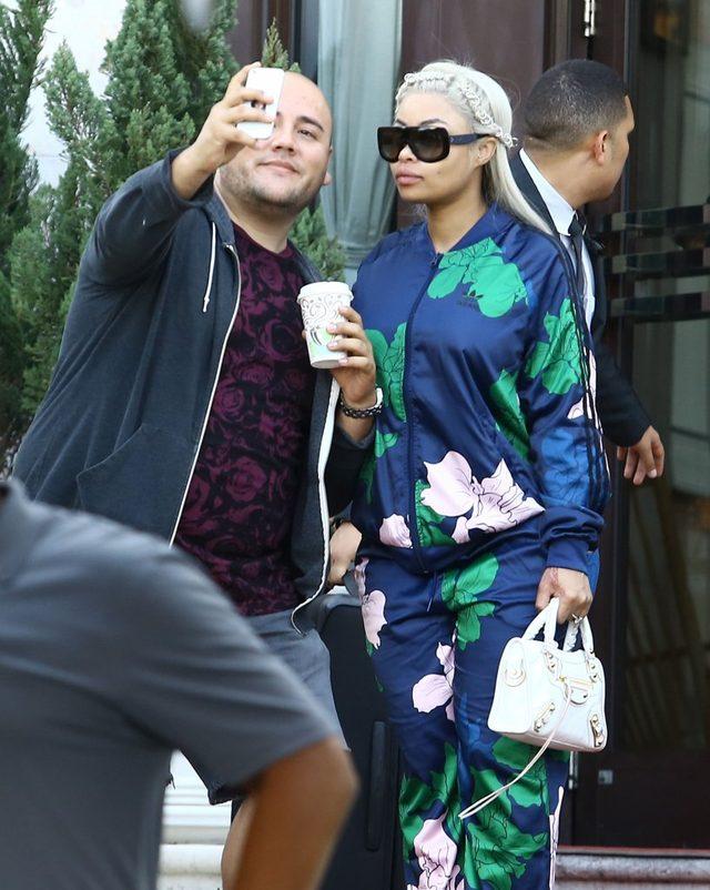 Wiemy już, dlaczego Rob Kardashian skasował wszystkie zdjęcia Blac Chyny