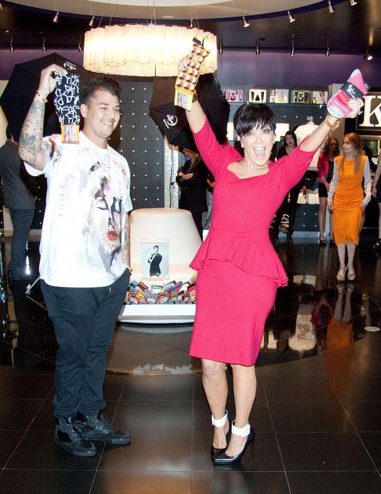Nikt nie chce kupować skarpetek od Roba Kardashiana!