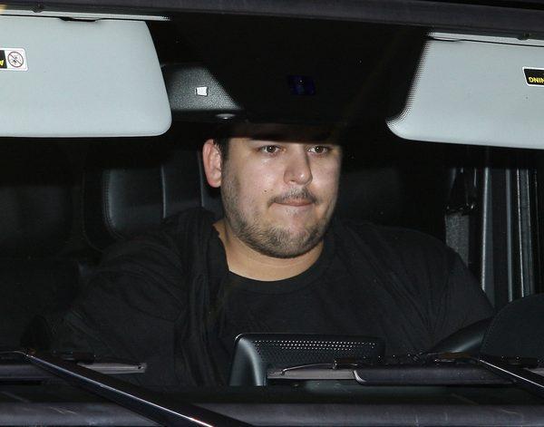 Czy to będzie przełom w życiu Roberta Kardashiana?