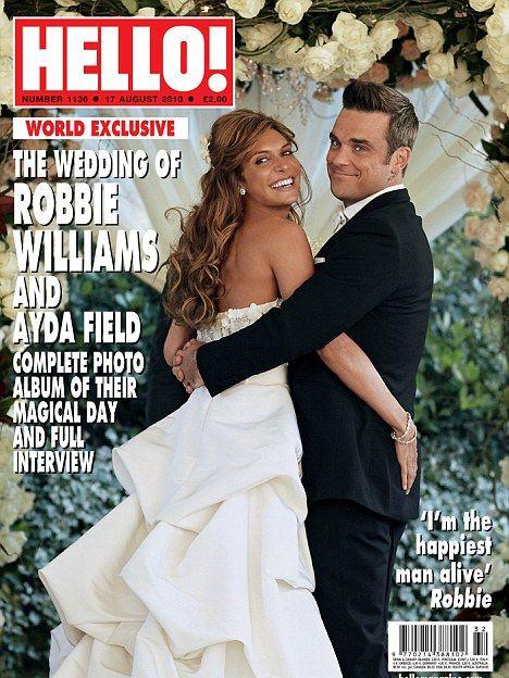 Robbie Williams złym ojcem?