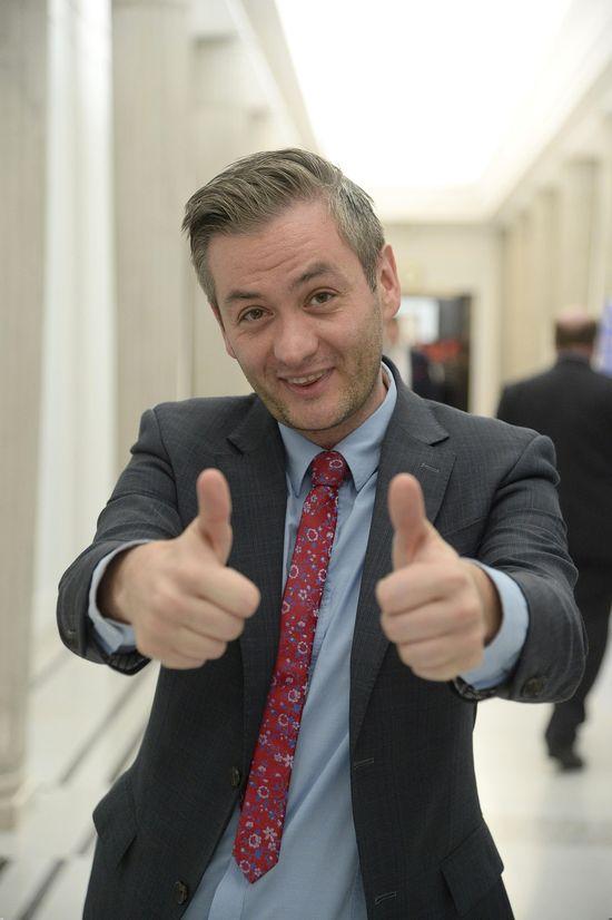 Rembiszewski o Biedroniu: Chcia�bym, �eby ka�dy prezydent...