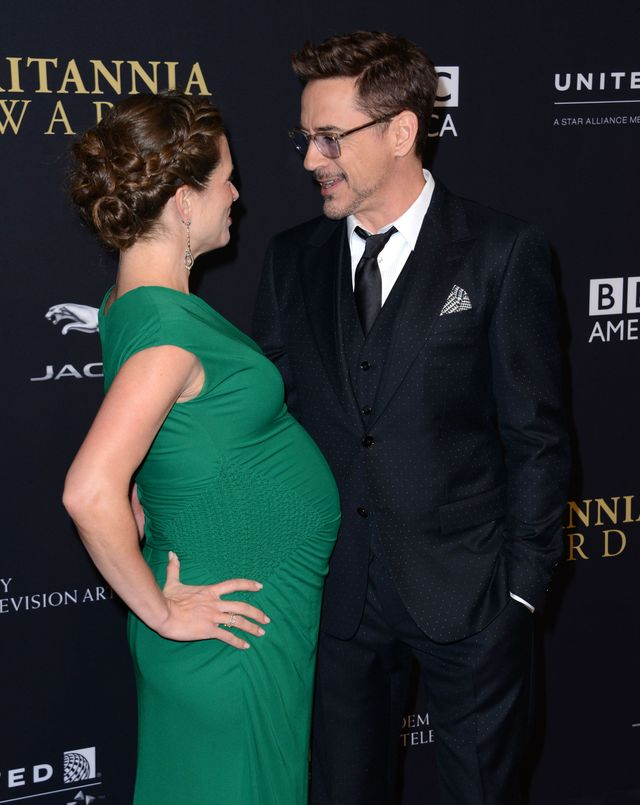 Robert Downey Jr ma córeczkę!