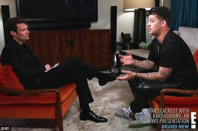 Robert Kardashian: Gdy patrzę na mojego penisa, płaczę!