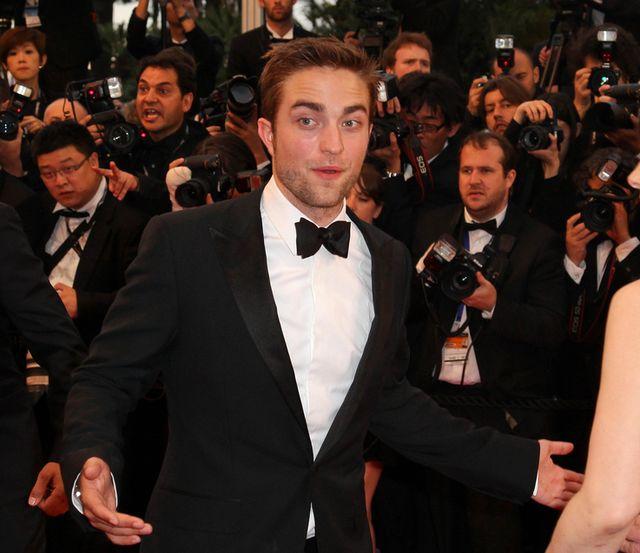 Co sprawiło, że Robert Pattinson płakał jak dziecko?