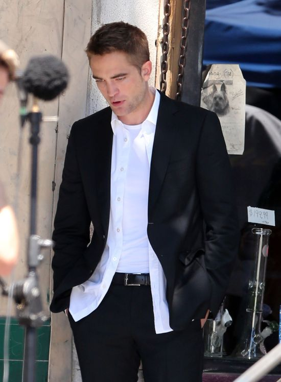 To Robert Pattinson zagra Christiana Greya?