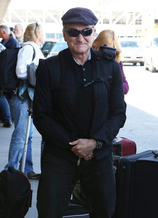 Wdowa po Robinie Williamsie: To nie depresja go zabi�a