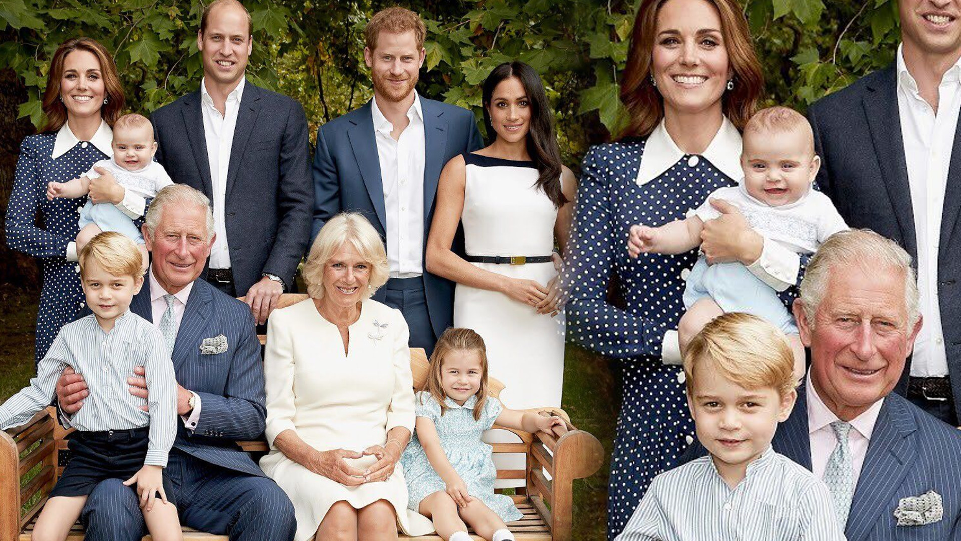 Nowe zdjęcia rodziny królewskiej z okazji 70. urodzin księcia Karola