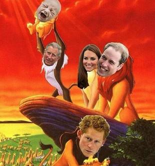 Narodziny książęcego potomka w memach (FOTO)