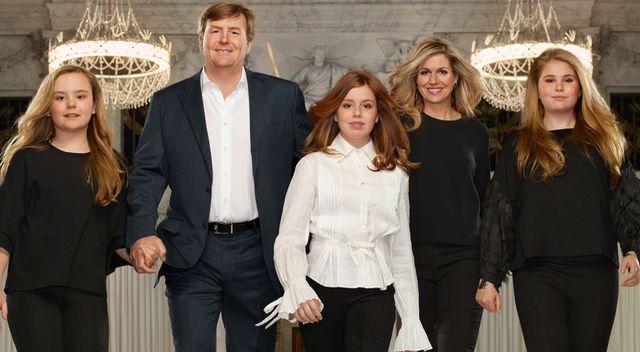 Trzy holenderskie księżniczki: Amalia, Ariane i Alexia na oficjalnych zdjęciach