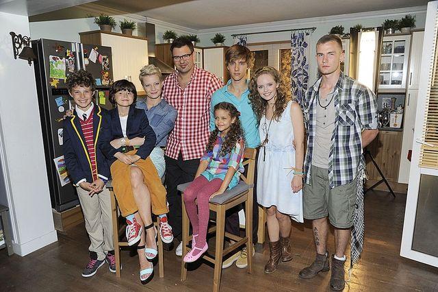 Rodzina Boskich znów w komplecie (FOTO)