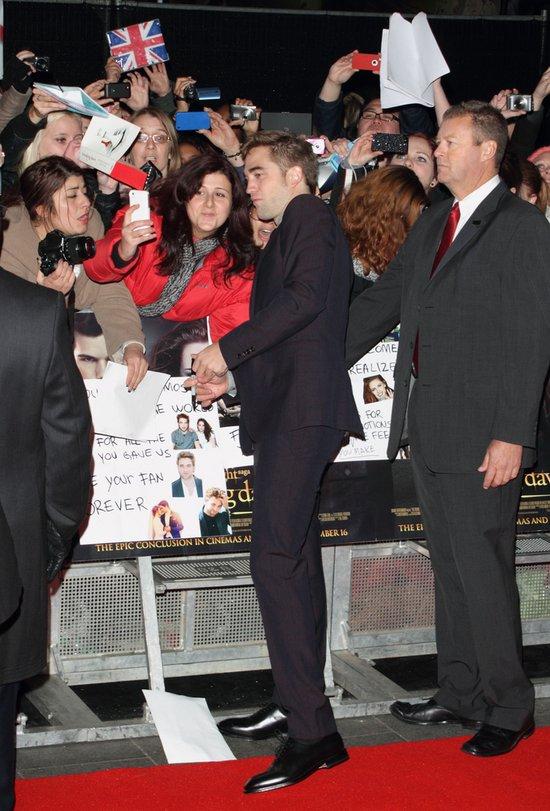 Londyńska premiera Przed świtem 2 (FOTO)