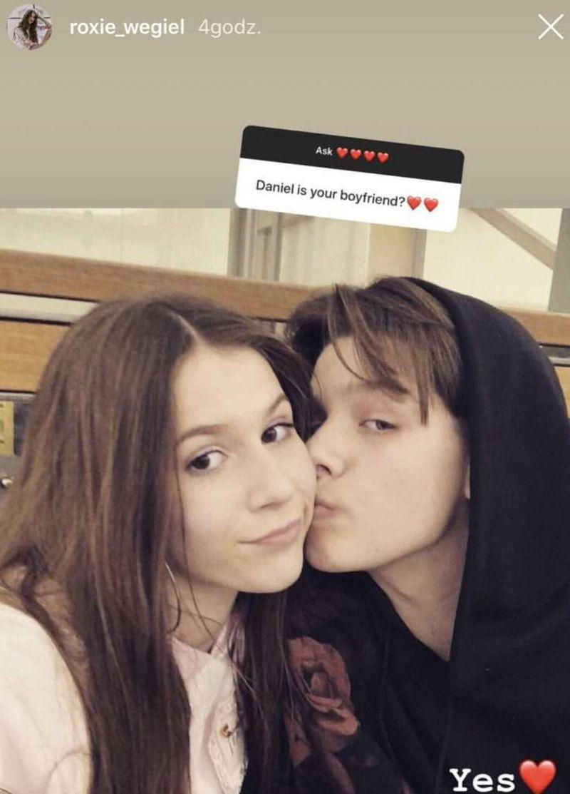 Roksana Węgiel pokazała swojego chłopaka