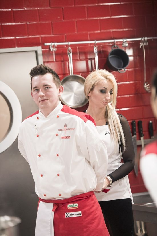 Ciupa, Rutowicz, Elizka, Fajcht- damy w Hell's Kitchen FOTO