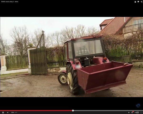 Anna - pierwsza kobieta w Rolnik szuka �ony [VIDEO]