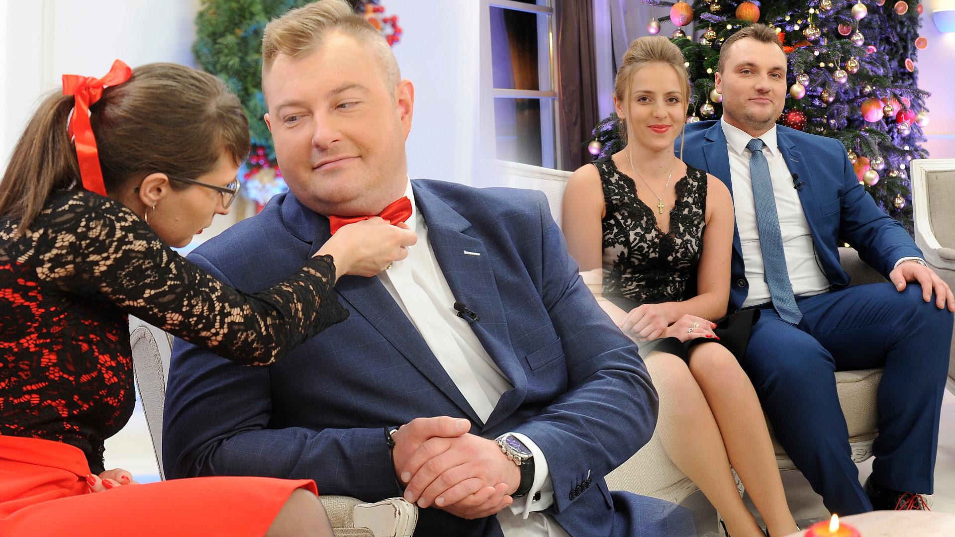 Gwiazdy Rolnik szuka żony w świątecznym odcinku – czy Agata jest w ciąży?