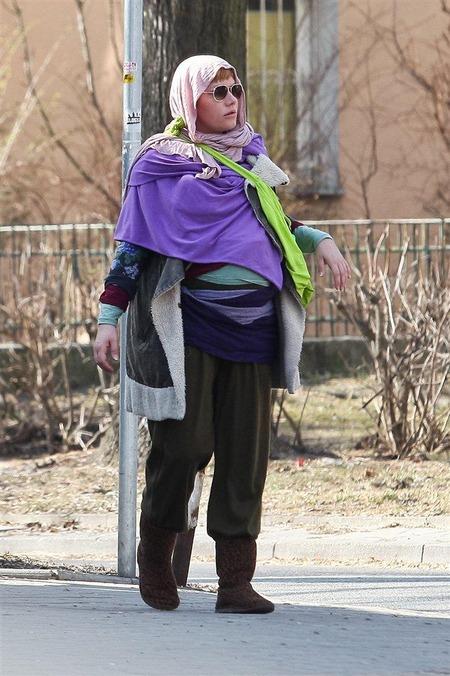 Roma Gąsiorowska promuje nowy styl na wiosnę (FOTO)