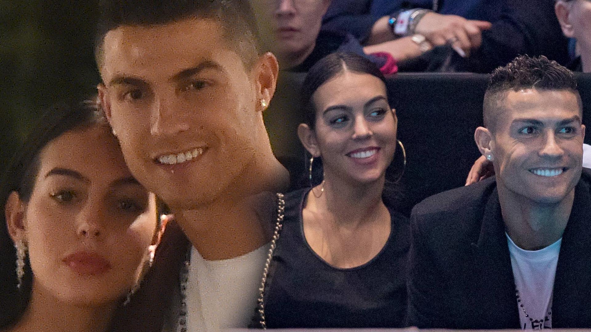 Cristiano i Georgina planują ŚLUB w bardzo ROMANTYCZNYM miejscu!