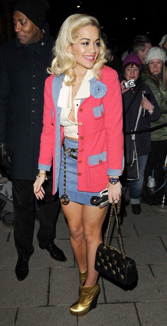 Rita Ora nie chce być porównywana do Rihanny