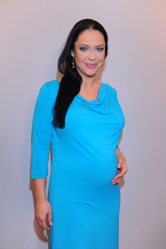 Maria Rotkiel - pani psycholog wkrótce zostanie mamą (FOTO)