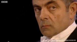Rowan Atkinson jeszcze raz jako Mr. Bean (VIDEO)