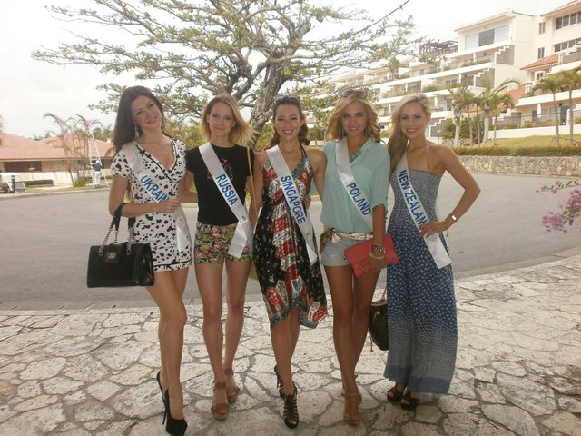 Rozalia Mancewicz w finale Miss International (FOTO)