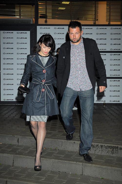 Magdalena R�czka rozwodzi si� z Micha�em Marcem