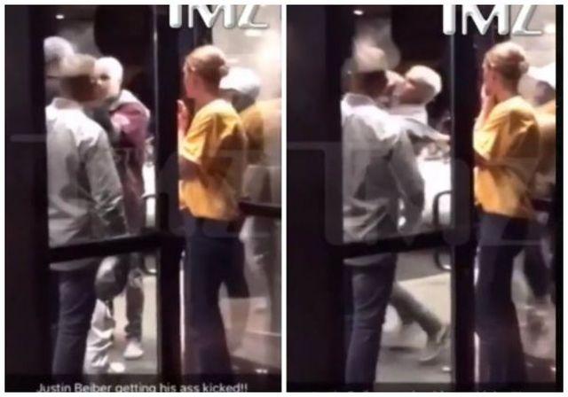 Wiemy, dlaczego Justin Bieber pobił się przed hotelem! Poszło o jedno słowo...