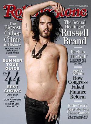 Kto się chwali swoją klatą na okładce Rolling Stone? (FOTO)