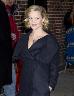 Reese Witherspoon i martwe szopy