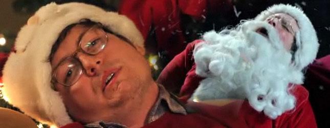 Ryan Gosling i Eva Mendes tworzą świąteczny klimat (VIDEO)