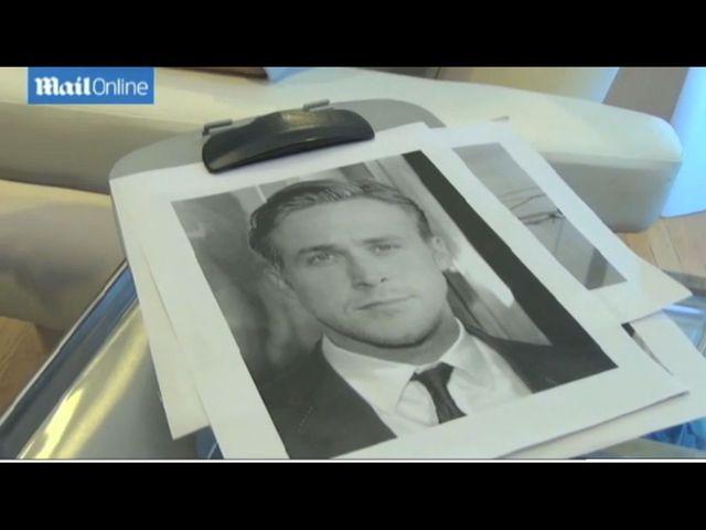 Chciał się upodobnić do Ryana Goslinga (FOTO)