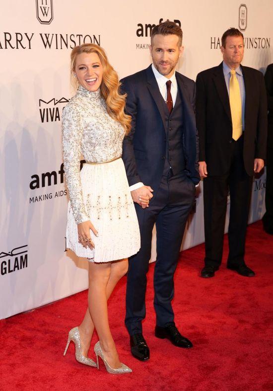 Ryan Reynolds nie krył zażenowania szopką u Taylor Swift