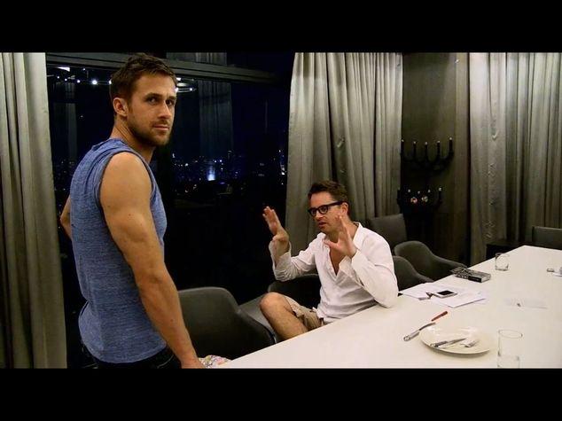 Ryan Gosling bez koszuli (FOTO)