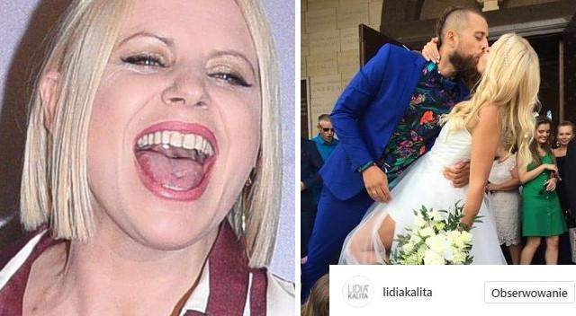WOW! Seksowna PANNA MŁODA Maria Sadowska. Gwiazda WYSZŁA ZA MĄŻ! (ZDJĘCIA)