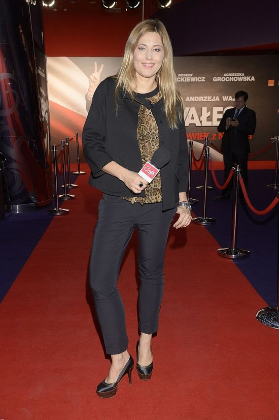 Beata Sadowska ponownie na imprezie (FOTO)